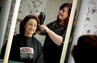 Salon fryzjerski - modne fryzury